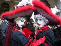 VENEZIA-Carnevale, antiche feste