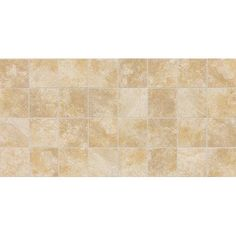 """Daltile Continental Slate 3"""" x 3"""" Mosaic Tile in Persian Gold"""