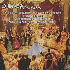 Cinderella disney fact