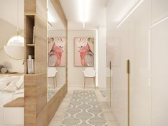 Master suite closet | by CADFACE Suite Principal, Interiores Design, Master Suite, Divider, Interiors, Room, Closet, Furniture, Home Decor