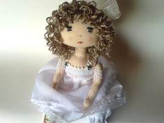 Tuto poupée chiffon : Couture facile pour débutante - YouTube