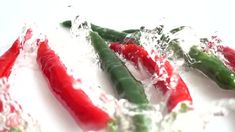 Fresh Chili Pepper 5 Video Footage, Fresh Rolls, Sushi, Chili, Stuffed Peppers, Vegetables, Healthy, Ethnic Recipes, Food