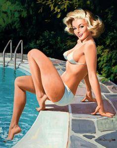 by Arthur Sarnoff, c. 1960's