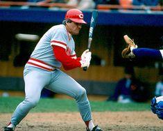 Pete Rose Taking Pitch Poster Pete Rose, Cincinnati Reds Baseball, Star Wars, Mlb Players, Baseball Pants, Tough Guy, Running, Major League, Guys