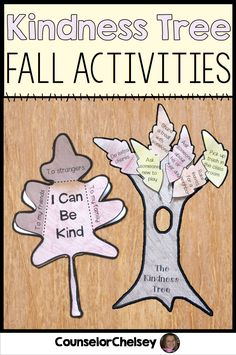 Social Skills Activities Bundle - Fall Themed | Fall Activities