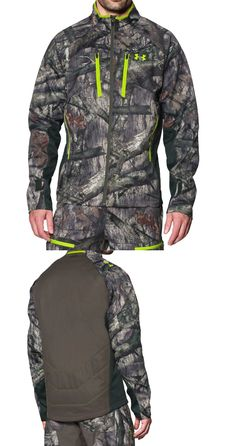 0ca598b481ef2 Coats and Jackets 177868: Under Armour Mens Storm Camo Icon Hunting Hoodie  Nwt New 2016 Fall Line BUY IT NOW ONLY: $64.99   Pinterest   Coats, ...