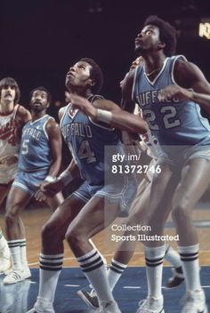 When is it coming down. Sports Illustrated, Aba, Buffalo, Basketball Stuff, Baseball Cards, Hardwood, Pictures, Vintage, Photos