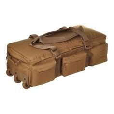 Sandpiper Rolling Load Out Bag - Coyote Brown
