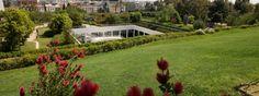 Ο Κήπος του Μεγάρου.Μία όαση πρασίνου με προτάσεις πολιτισμού και εκπαίδευσης Spaces, Plants, Plant, Planets