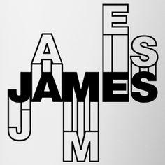 the name James images   James Name Generator   Pastel ...