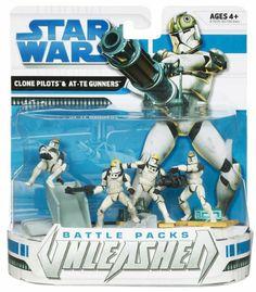 Star Wars - Clone Pilots & AT-TE Gunners Hasbro http://www.amazon.com/dp/B00D09C5UG/ref=cm_sw_r_pi_dp_6WdPtb08EE70T4H0