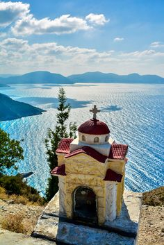 Little Church by Panagiotis Papadopoulos on 500px, kefalonia, Greece
