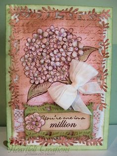 Heartfelt Creations | One In A Million