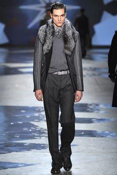 Hardy Amies Fall 2012 Menswear
