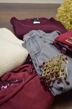 Second Life Fashion - Was sind die Trendfarben diesen Herbst/Winter? Teil 1: Beerenfarben