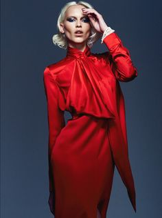 she-loves-fashion:  Valeria Dmitrienko by Scott Hugh Mithell
