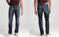 John Varvatos Star USA Bowery Jeans in Ventura Wash