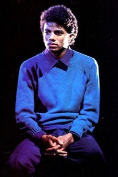 A younger MJ-Off the Wall era