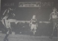 31 January 2001 Idan Tal crashes home Everton's second against Middlesbrough