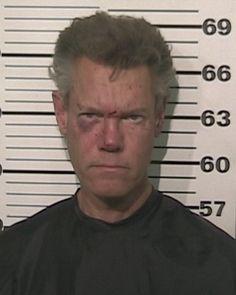 Randy Travis arrested August 2012