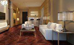 Wholesale 3mm venner Antique Europe Royal Style Dark Oak Multi layer Engineered Timber Art Parquetry Flooring Embossed Looking