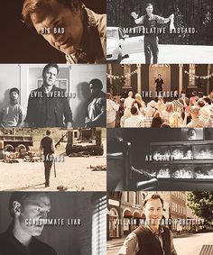 TWD - The Governor