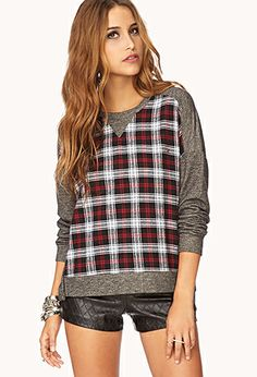 Wrap up in cozy cardigans, chic sweaters, and stylish sweatshirts | Forever 21 - 2000051787