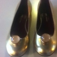 Ballerines Marc Jacobs achetées en soldes, une très bonne affaire qui va compléter la collection!