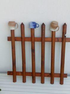 ZA MĚSTEM U LESA: Vyrábím dekorační plůtek