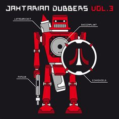 Various Artists - Jahtarian Dubbers Vol. 3