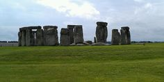 Did stone age people use pulleys and levers to raise Stonehenge? A class project perhaps? Via @DrDav