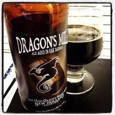 New Holland Dragon's Milk Oak Barrel Ale Beer Review