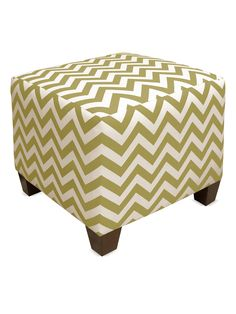 Nail Button Ottoman by Platinum Collection by SF Designs at Gilt