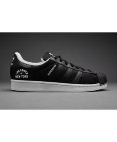 sneakers for cheap a8570 0a77b Cheap Adidas Superstar Mens Black Fashion Running Shoes T-1128