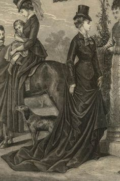 fashion for faith in four colors: Riding Habits from 1850 to Today