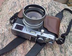 Fuji X100s all tricked out | by guy behind the camera