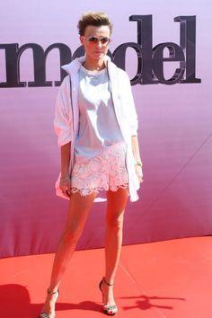TOP MODEL: Katarzyna Sokołowska - Stylizacje - Modelki Glamour