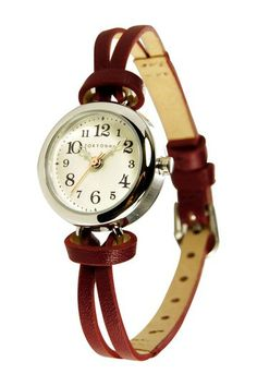Women's Eva Red Watch by Tokyobay Inc. on @HauteLook