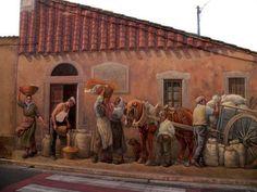 Murale di Zeddiani - Foto di: Odile Viadel