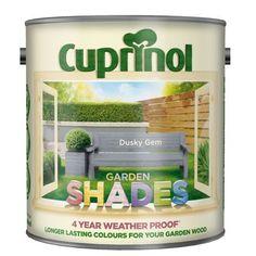 Cuprinol Garden Shades Dusky Gem - 2.5L