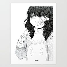 https://society6.com/product/louie-9h7_print#1=45  Louie art print Self-portrait Frog, frogs, frog king, king,crown, noface, no-face, no face, spirited away, weird, odd, strange Art By Louie
