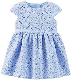 Carter's Baby Girls' Lace Dress (Baby) - Blue - 6 Months Carter's http://www.amazon.com/dp/B00TSRGCYO/ref=cm_sw_r_pi_dp_SKycwb0303XGY