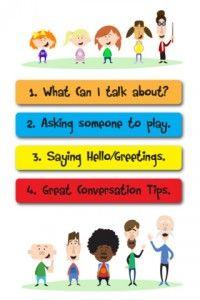 social stories apps :)  - LOVE!!!
