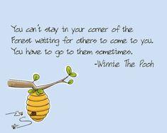 Promise me you'll always remember -- Winnie the Pooh quote Winnie The Pooh Nursery, Winnie The Pooh Quotes, Nursery Wall Quotes, Nursery Prints, Sad Quotes, Inspirational Quotes, Remember Quotes, Kids Book Series, Lemon Art