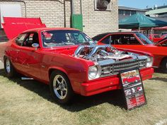 Twin turbo Duster
