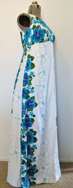New with tags Pomare Hawaiian dress / wedding dress