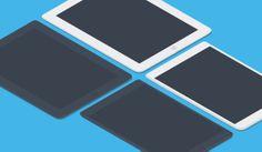 iPad isometric grid apple devices mockup apple devices, flat mockup, psd mockup, imac mockup, ipad mockup, iphone5c mockup, macbook mockup