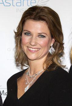 Princess Märtha Louise of Norway on 43rd birthday.