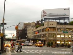Coluna da Primogênita: Passeio em NYC: Chelsea/Meetpacking District – words of leisure
