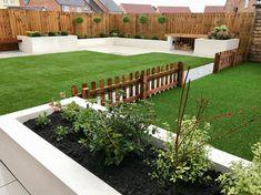 Family Garden, Garden Bridge, Garden Design, Deck, Gardens, Outdoor Structures, Contemporary, Outdoor Decor, Home Decor